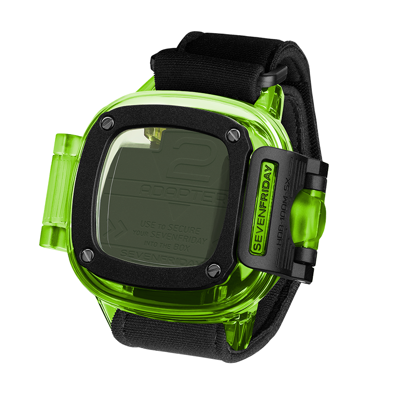 SevenFriday Heavy Duty Box Green