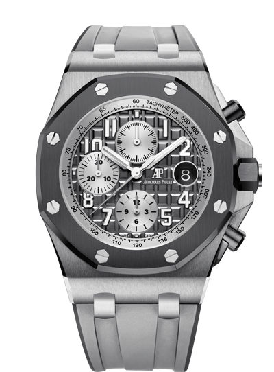 Audemars Piguet Royal Oak 42mm Offshore Chronograph Titanium / Ceramic