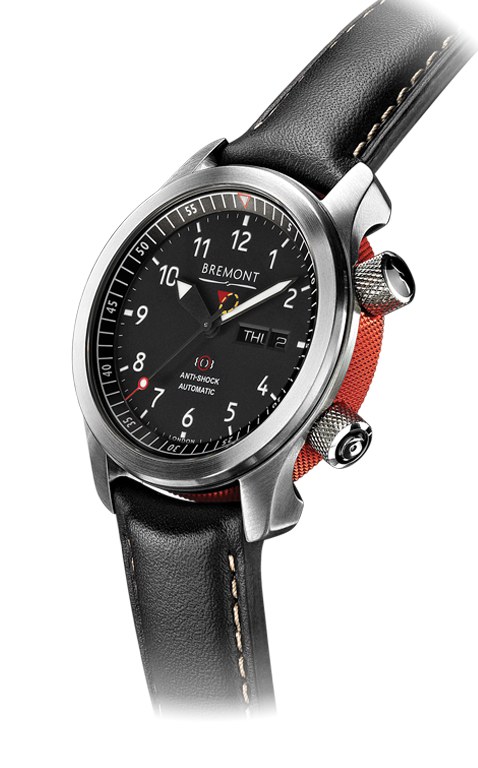 Bremont MBII Orange Barrel