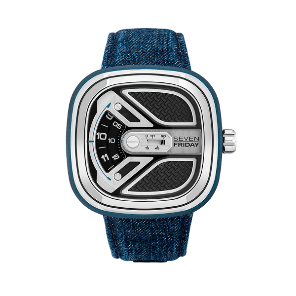 SevenFriday M1B/01 'Urban Explorer'