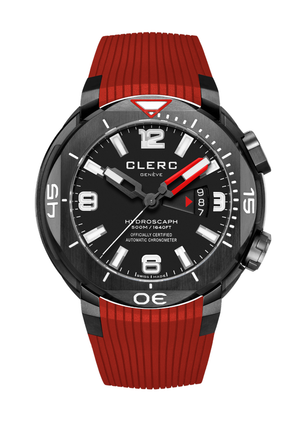 Pre Owned Clerc Hydroscaph H1 Black/Red DLC