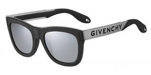 Givenchy 7016 Black Silver