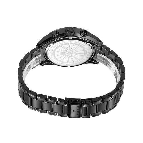TRAGUARDO 45mm Gun Metal Watch