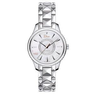 DIOR VIII Montaigne 36mm MOP Dial Diamonds