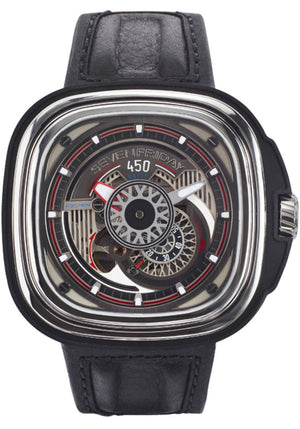 Pre Owned SevenFriday P3C/01 'Hot Rod' L/E