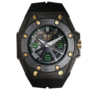 Pre Owned Linde Werdelin Oktopus Carbon Green