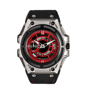 Pre Owned Linde Werdelin Spido Lite II Red