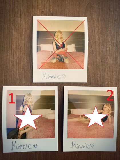 Wren Polaroid Set 1