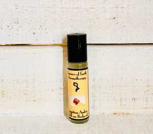 Egyptian Amber Roll on Body Oil