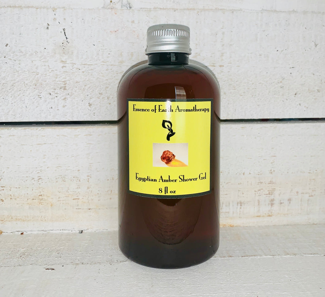 Egyptian Amber Luxury Shower Gel
