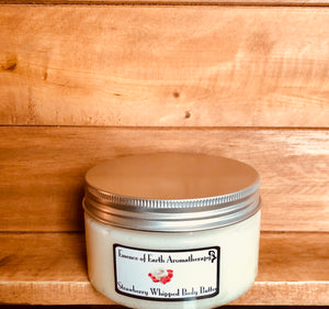 Strawberries & Cream Silky Body Butter