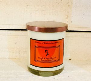 Neroli & Shea Blossom Soy Wax Scented Candle