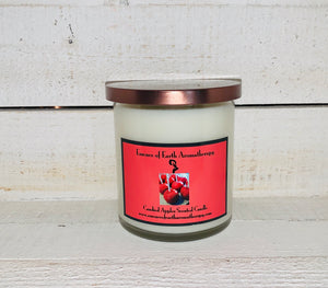 Candy Apple Soy Wax Scented Candle
