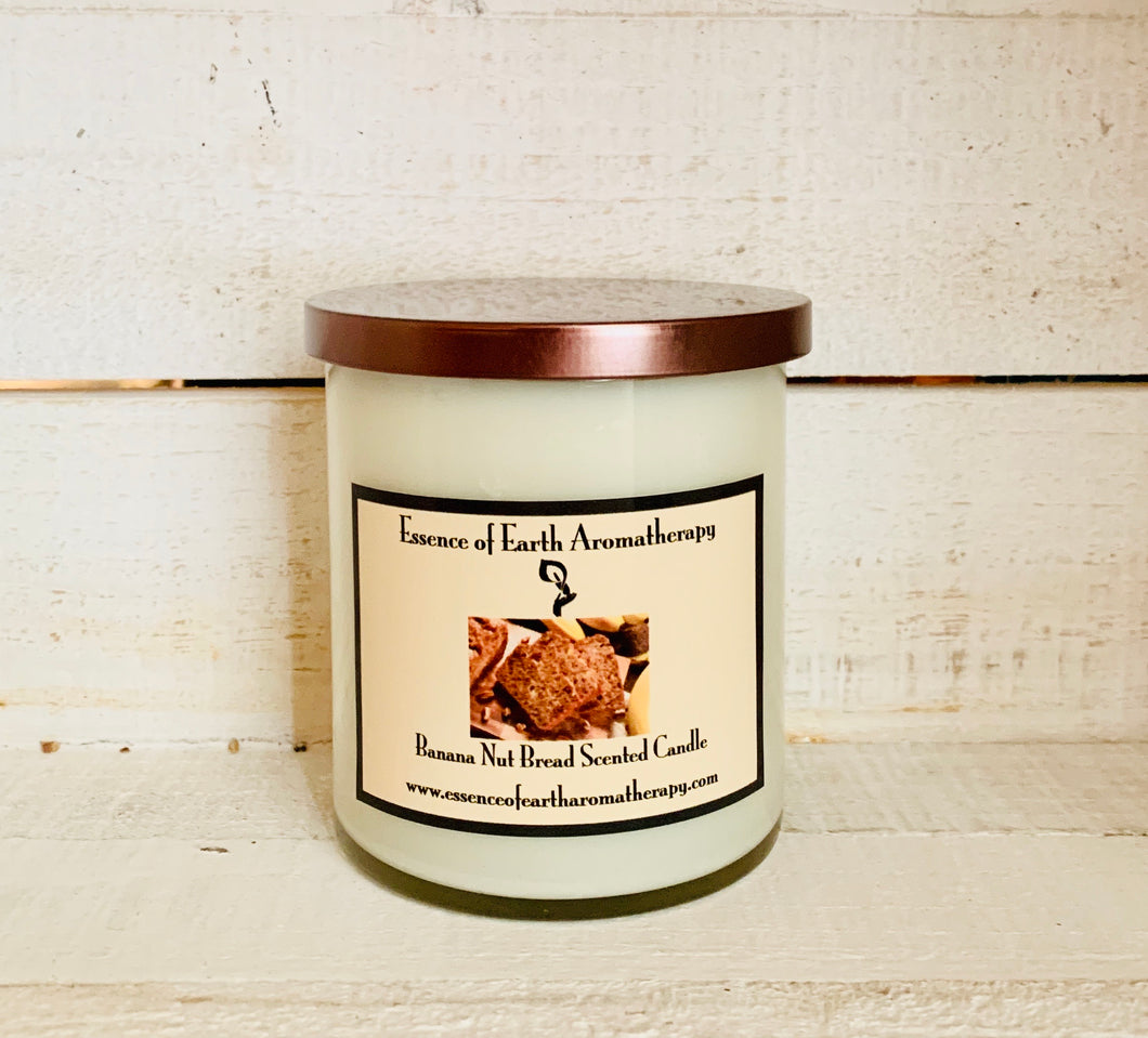 Banana Nut Bread Scented Candle