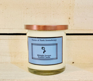 Midnight Incense Soy Wax Scented Candle