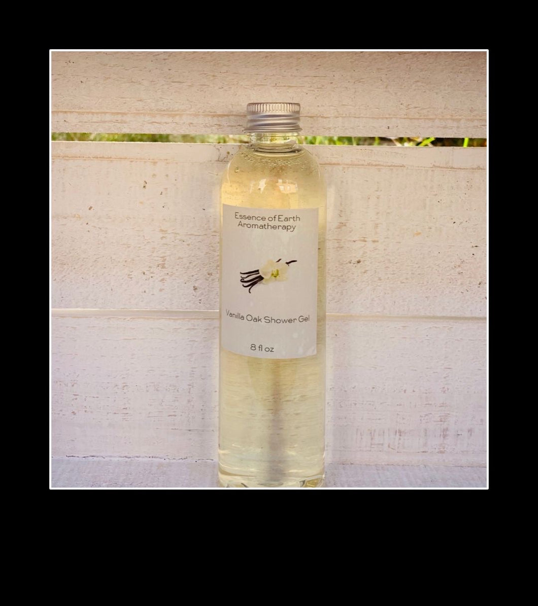 Vanilla Oak Luxury Shower Gel
