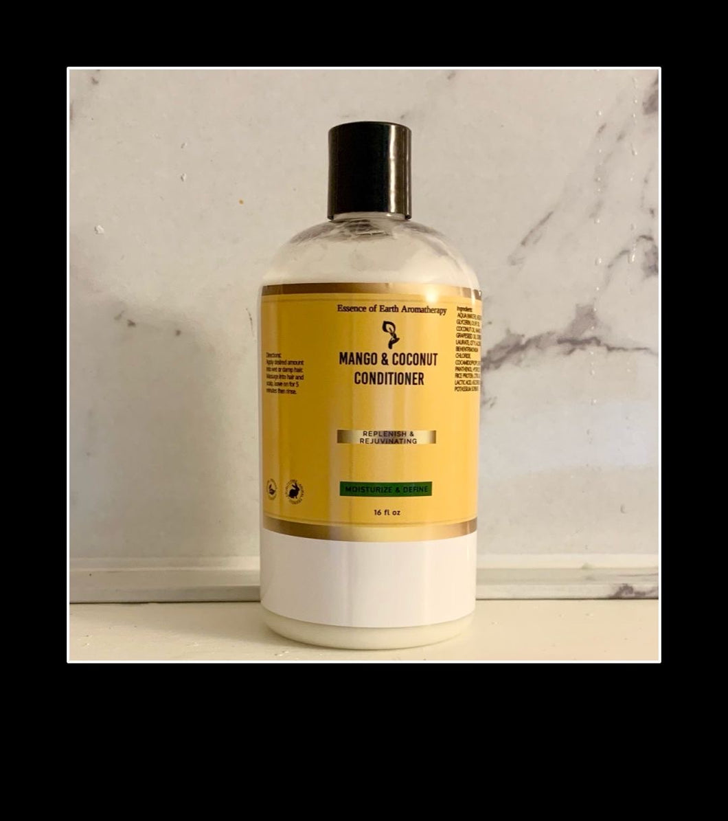 Mango & Coconut Moisturizing Conditioner