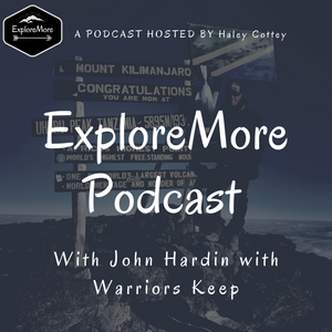 I Interview THE John Hardin with Warrior's Keep