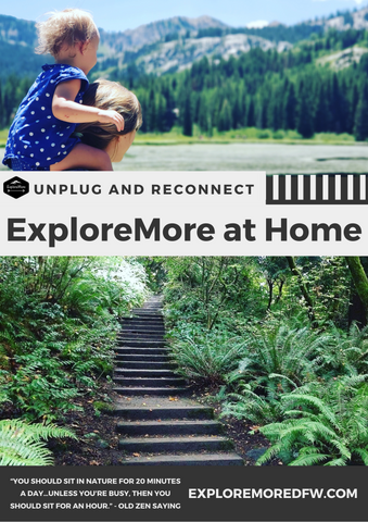 ExploreMore At Home