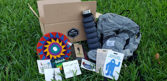 ExploreMore Hiking Box