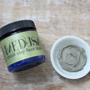 Medusa Stone Clay Face Mask