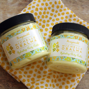 Honeysuckle - Michelle Obalma Body Butter