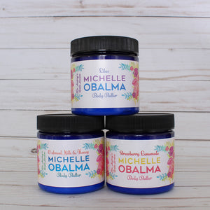 Ghost Musk - Michelle Obalma Body Butter