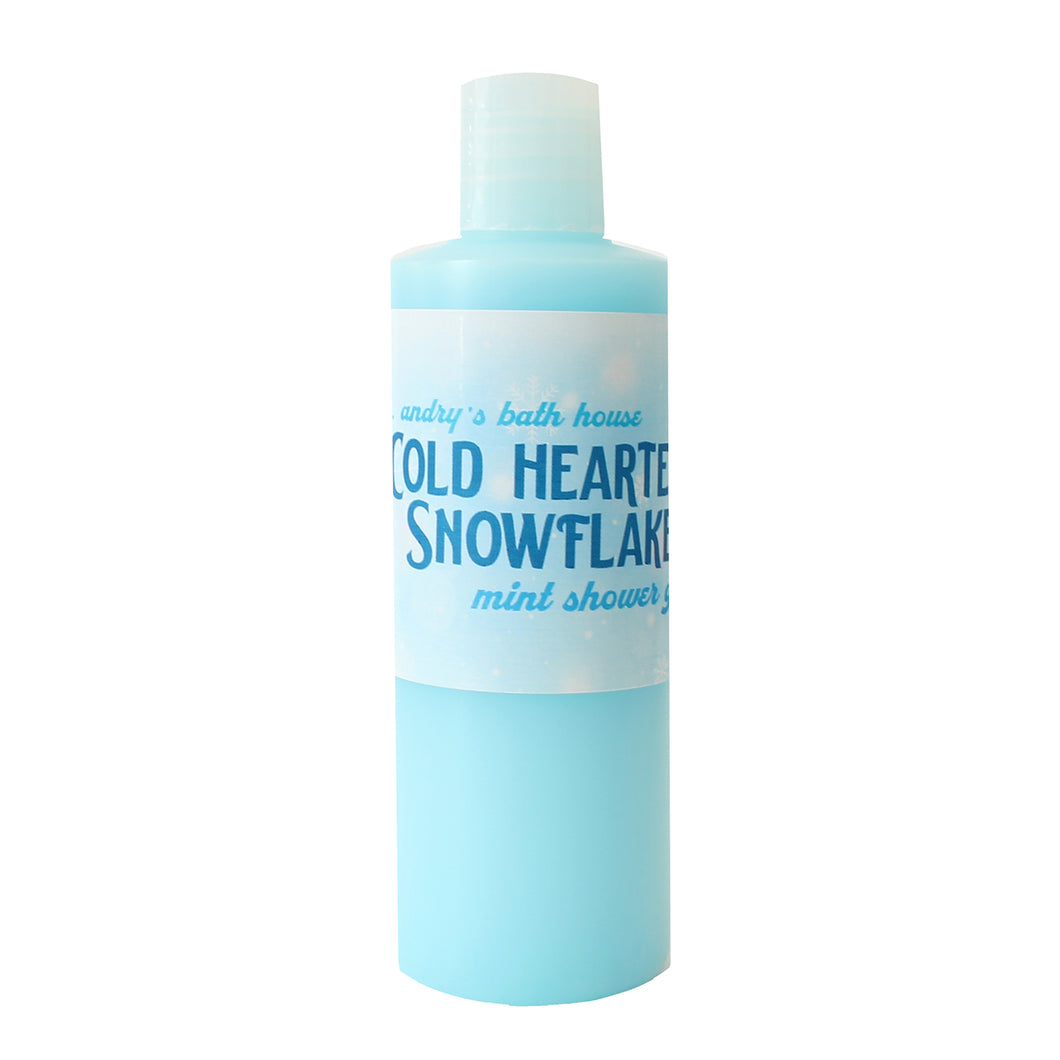 Cold Hearted Snowflake Shower Gel