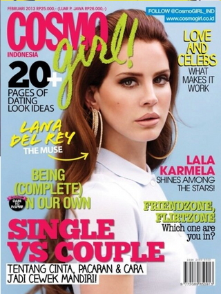 Cosmogirl Indonesia