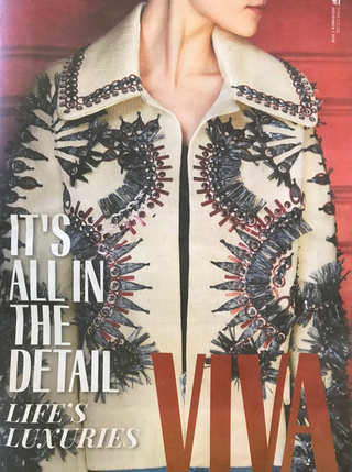 Viva Magazine Luxury Issue