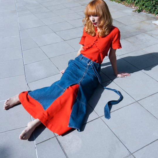 Mermaiding - Layering skirts with skirts