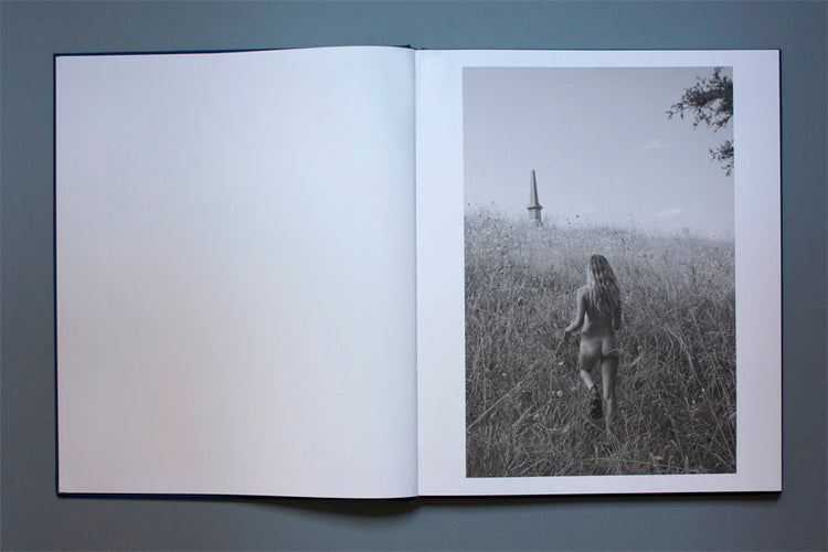 Darkness of Noon book nude illustration photography Derek Henderson Zippora Seven Melbourne based illustrator Kelly Thompson
