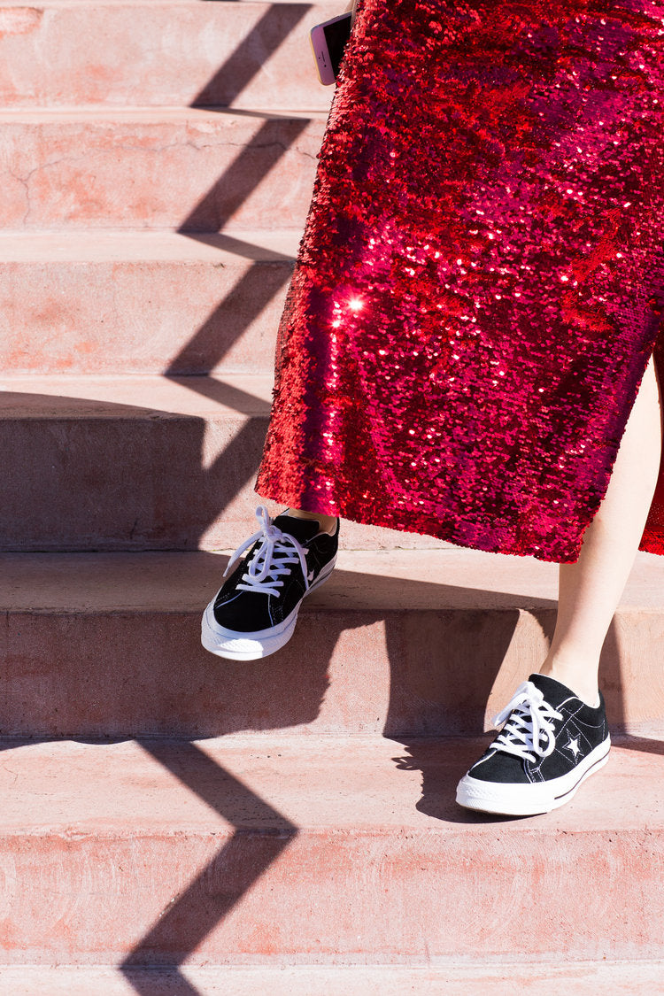 Melbourne Illustrator Kelly Thompson Street Style Converse