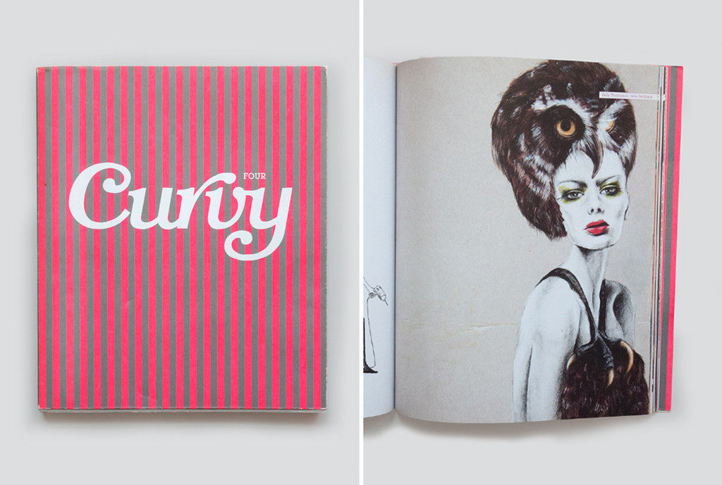 Kelly Thompson Melbourne lllustrator Curvy Book publishing press