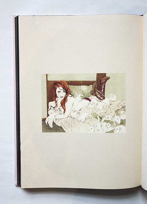 Illustrator Kelly Thompson The Purple Book Symbolism and sensuality in Modern Art