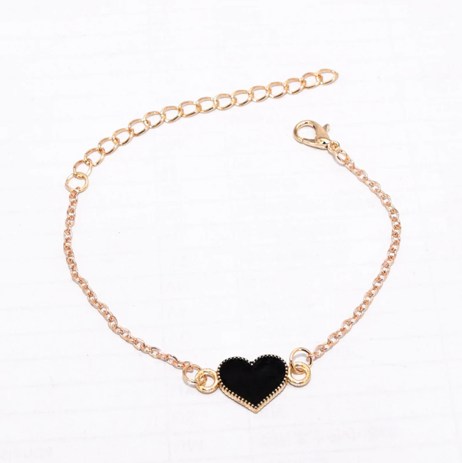 Heart Bracelet (F+S) - Attract Wear
