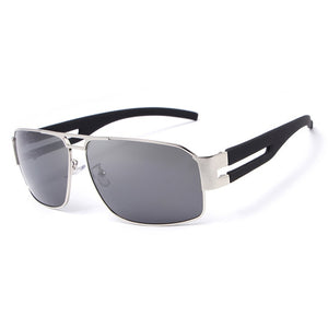 HDCRAFTER Brand Unisex Retro Aluminum Polarized Lens Sunglasses - Attract Wear