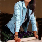Soft Leather Jacket - Attract Wear