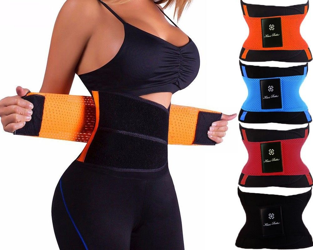 Waist Trainer Body Shape Fitness Corset - Attract Wear