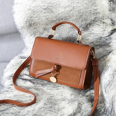 New High Quality PU Luxury Women Leather Handbag - Attract Wear LLC