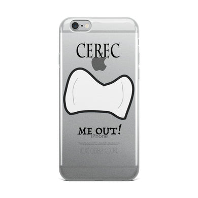 Cerec Dental Joke iPhone Case - Carious Tees