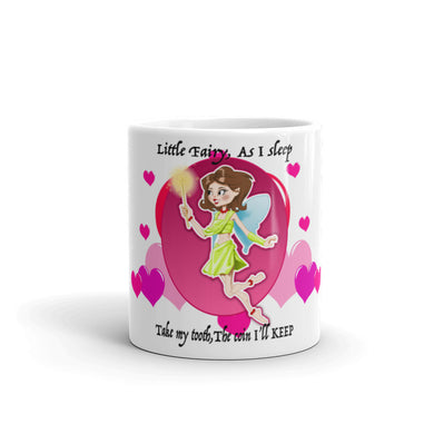 Tooth fairy Mug - Carious Tees