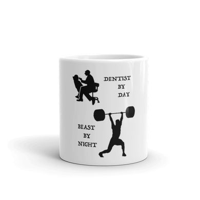 Beast by Night Mug - Carious Tees
