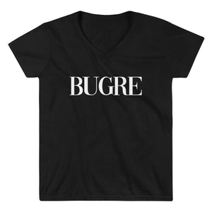 "Camisetina muyer ""BUGRE"""
