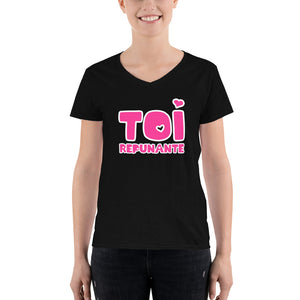 "Camisetina muyer ""TOI REPUNANTE"""
