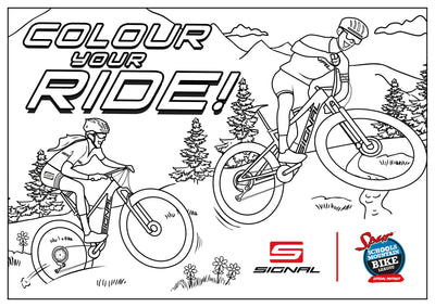 Colour Your RIde