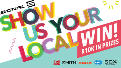 Show us Your Local and Win Big