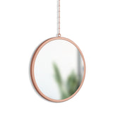 香港送貨|Delivery to HK | Umbra Dima 圓形掛鏡3件裝 Round Mirror Copper | Umbra |Homie Living Mall 香港家居靈感購物