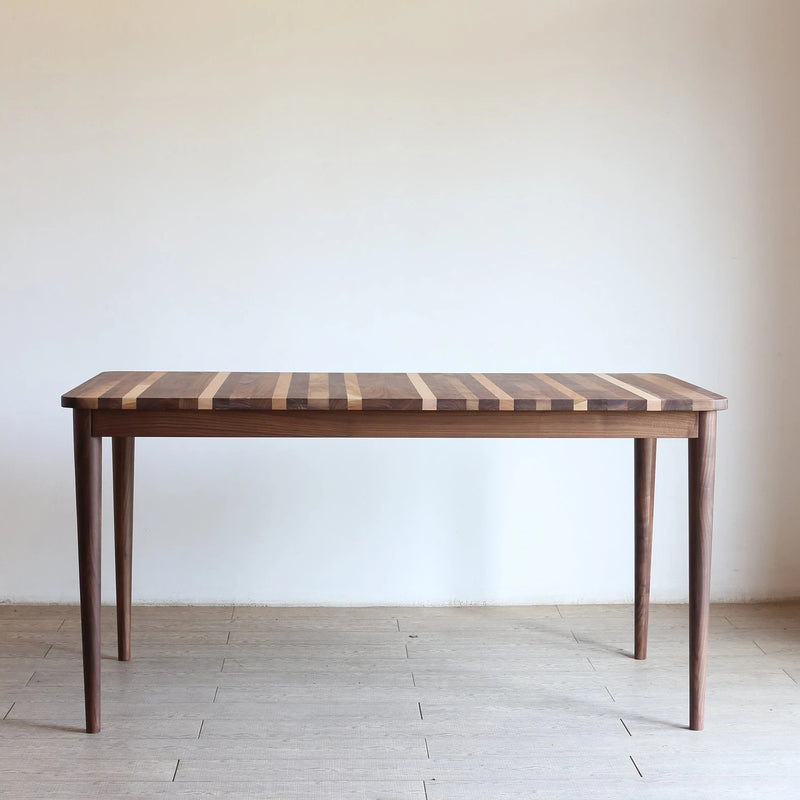 WE LOVE HOMES Kongo Table 木材拼接桌