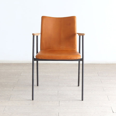 WE LOVE HOMES Elbow Chair 皮藝扶手椅